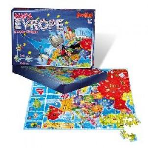 Pertini Мапа на Европа - сложувалка