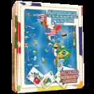 НТЦ Америка -сложувалка и мемориски карти (88 дела)